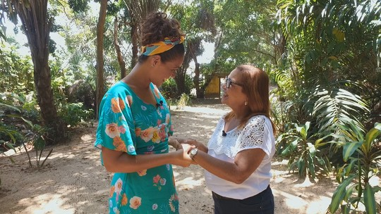Conheça a Reserva Venceslau, um espaço de peregrinação em Itaparica