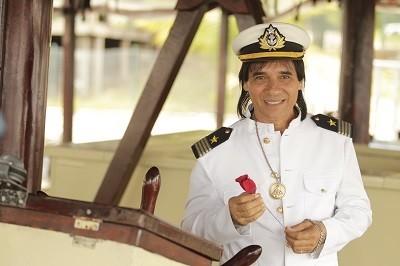 Carlos Evanney, cover oficial do Roberto Carlos