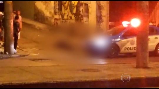 Homem morre após ser baleado em abordagem policial no Rio