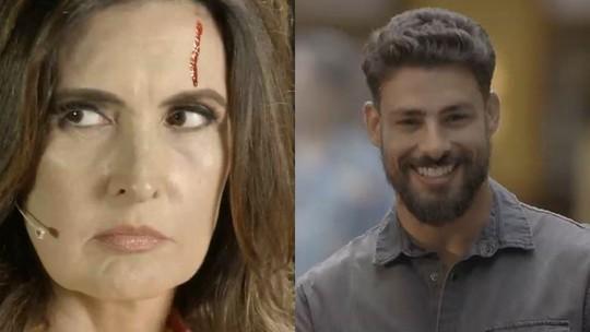 Fátima Bernardes e Cauã Reymond fazem participações especiais em 'Tá no Ar: a TV na TV'