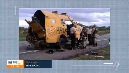 Suspeito de participar de assalto a carro-forte que vitimou segurança na Bahia é preso em Patos de Minas
