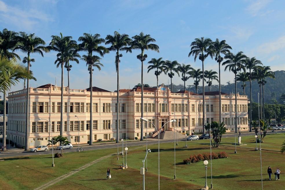 Universidade Federal de Viçosa, UFV, deve retomar atividades na próxima segunda (4) (Foto: UFV/Divulgação)