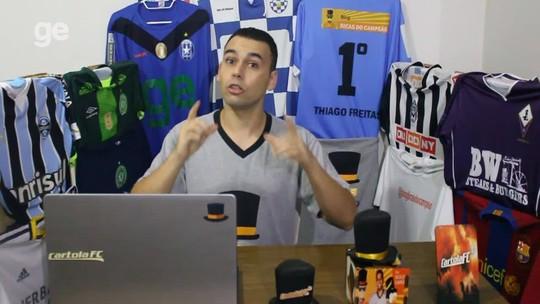 Campeão acredita em nova mitada de Douglas, do Avaí, contra o Grêmio