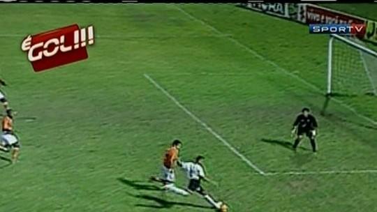 É Gol!!! na memória: Nova Iguaçu 2 x 4 Vasco pelo Carioca 2006