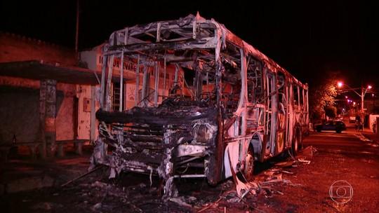 Novos ataques a ônibus e locais públicos são registrados em Minas Gerais
