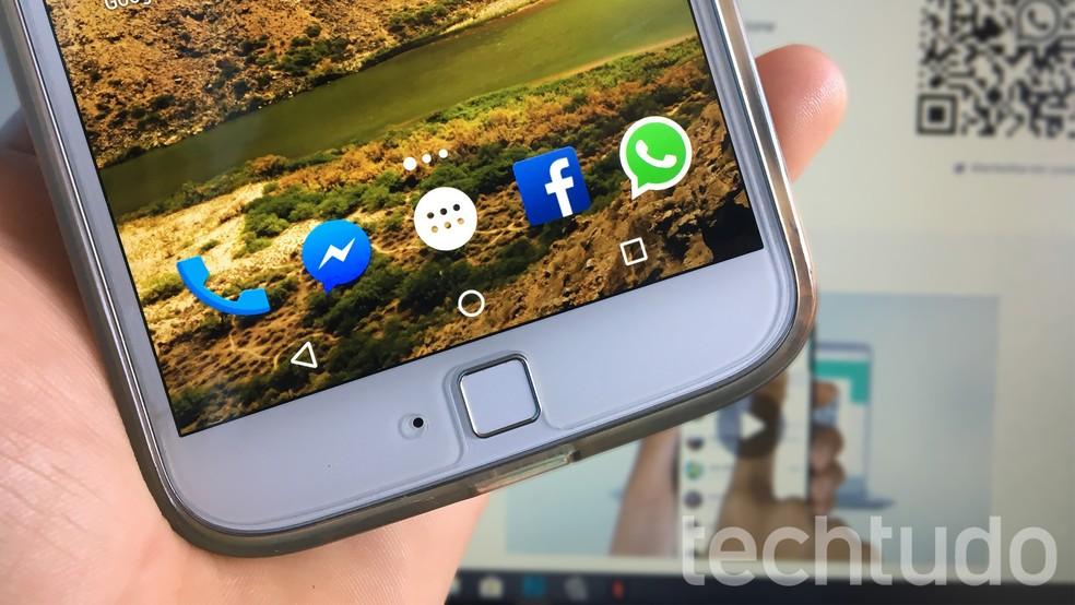 Facebook, WhatsApp e Messenger serão integrados — Foto: Wallace Nascimento/TechTudo