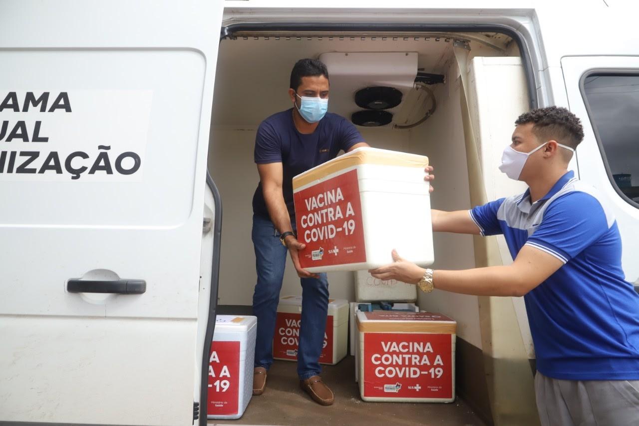 Mais de 31 mil maranhenses já foram vacinados contra a Covid-19; veja números por município
