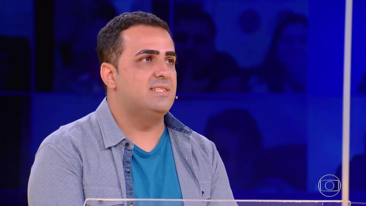 Vinícius de Andrade participa do 'Quem Quer Ser Um Milionário?'