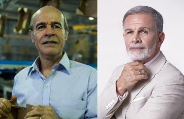 Roberto, o marido traído de Celeste vivido por Osmar Prado, chama-se Peter na versão internacional. O seu intérprete é o ator Tony Plana (Foto: TV Globo - Divulgação)