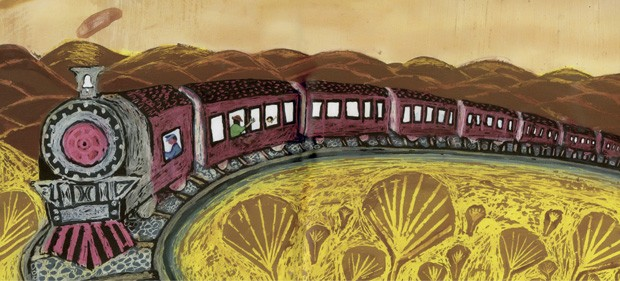 Texto e ilustrações de Marilda Castanha, Editora Companhia das Letrinhas, R$ 44,90. A partir de 3 anos. (Foto: Reprodução)