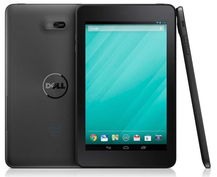Versão 4G do tablet Venue 7 já pode ser comprado no site da Dell (Foto: Divulgação/Dell)