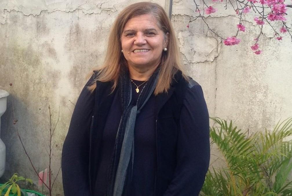 Marilena Umezu foi uma das vítimas do massacre na Escola Estadual de Suzano — Foto: Foto do Facebook.