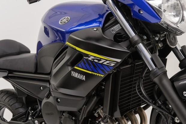 Yamaha XJ6 N ABS 2019 (Foto: Divulgação)