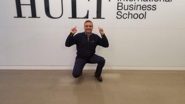 Leonardo Lins – MBA 2017 (Foto: Arquivo pessoal)