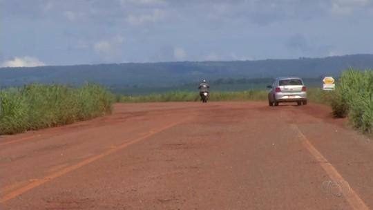 Moradores ficam revoltados com buracos em rodovia que liga Palmas ao Jalapão