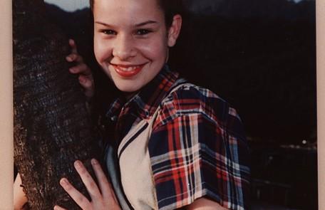 Fernanda Souza ganhou fama quando protagonizou 'Chiquititas', no SBT, em 1997 SÉRGIO ANDRADE