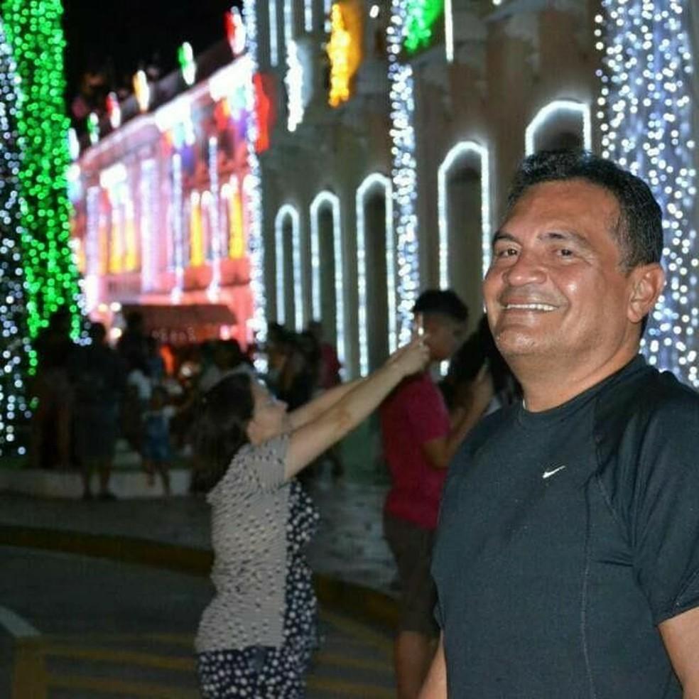 Jesiel Sales Pontes tinha 52 anos e foi encontrado morto em São Luís (Foto: Arquivo pessoal)