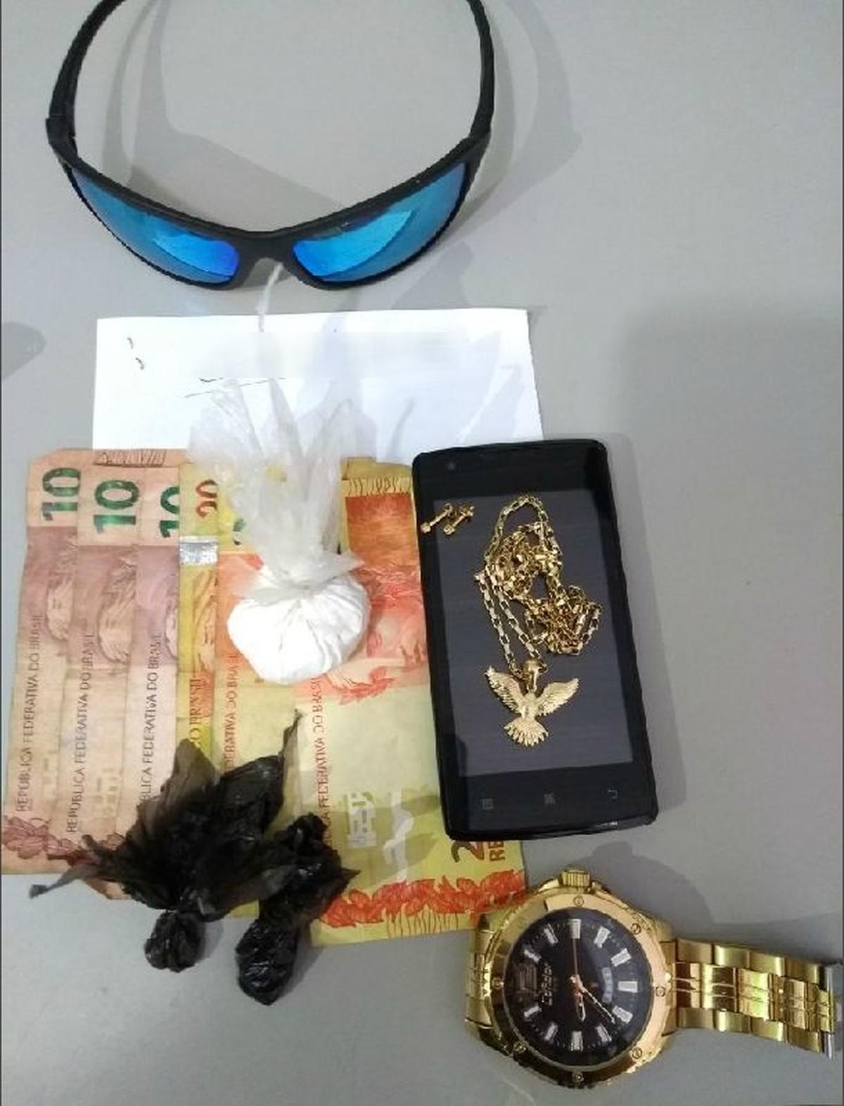 Três suspeitos de tráfico são presos com maconha e cocaína em Iracema, Sul de RR