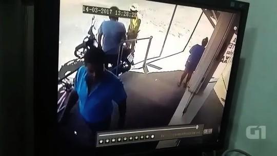 Presos suspeitos de roubar malotes com dinheiro de clientes em lotéricas; vídeo