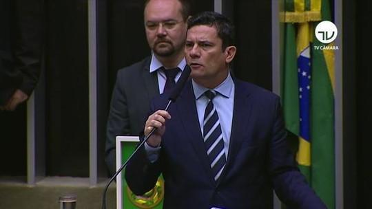 Sérgio Moro volta a defender a prisão após condenação em segunda instância