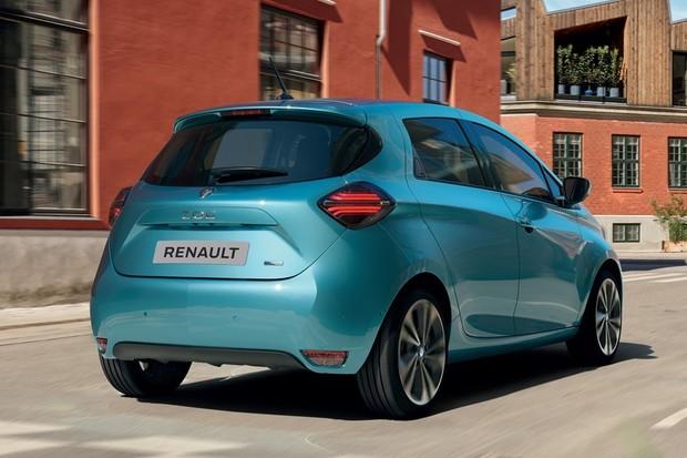 2019 - Nouvelle Renault ZOE (Foto: Divulgação)