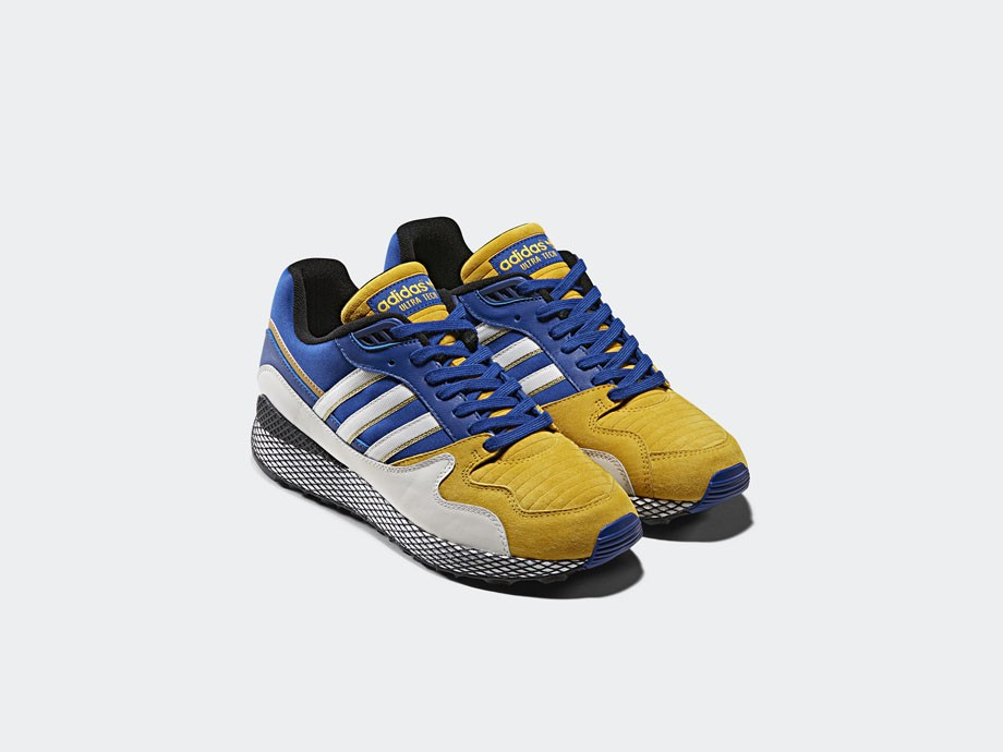 O adidas Originals x Dragon Ball Vegeta Ultra Tech (Foto: Divulgação)