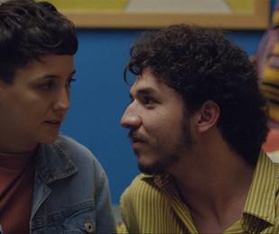 Camila Márdila e João Vitor Silva em 'Feras', da MTV | Divulgação