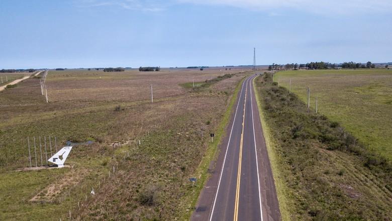 caminhos-safra-2020- viagem-estrada (Foto: Fernando Martinho)