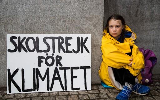 Greta Thunberg: o ativismo da adolescente sueca ganhou ouvidos, mas também ataques
