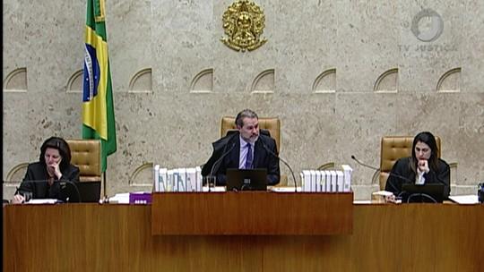 Maioria do STF vota por manter indulto assinado por Temer; pedido de vista adia decisão
