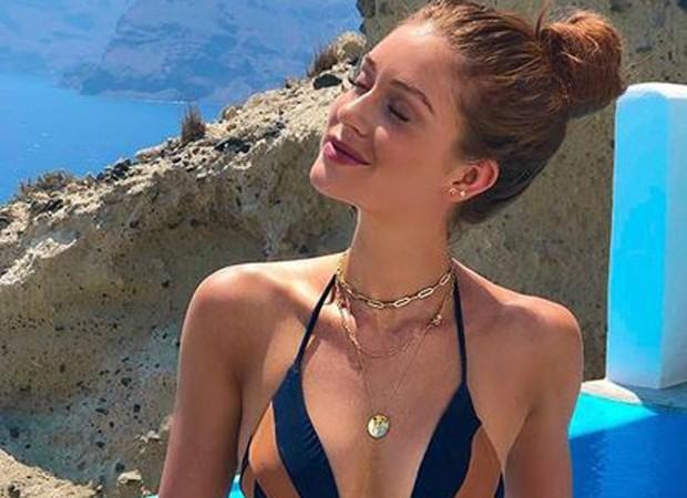 Marina Ruy Barbosa na Grécia  (Foto: Reprodução/Instagram)