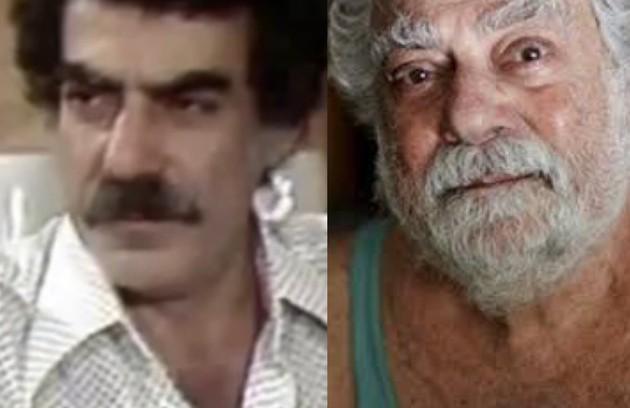 Isaac Bardavid foi Victor, dono de bar ranzinza. Hoje, aos 89, ele se divide entre a TV e a dublagem, sendo a voz de personagens como Wolverine e Esqueleto (Foto: TV Globo e Gustavo Stephan)