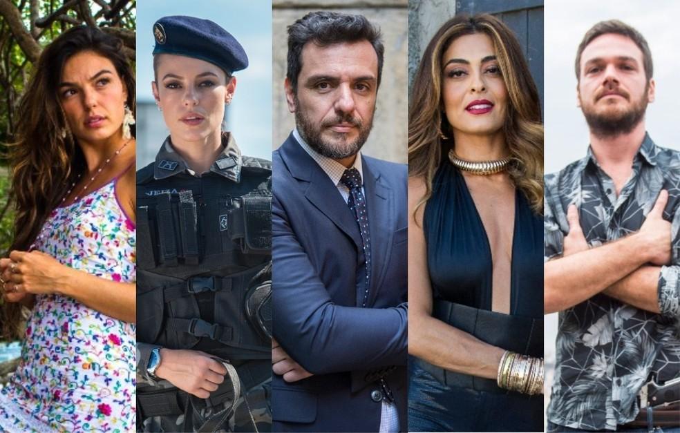 'A Força do Querer' está de volta em edição especial a partir do dia 21 — Foto: Globo