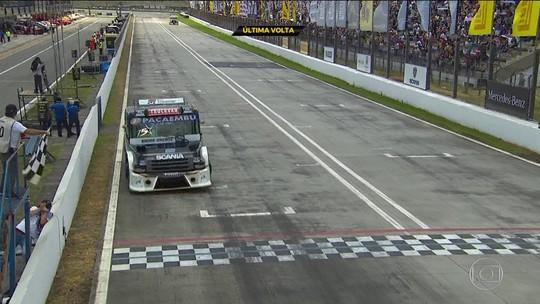 Após título e superação, campeão da Copa Truck busca recarregar energias em Prudente