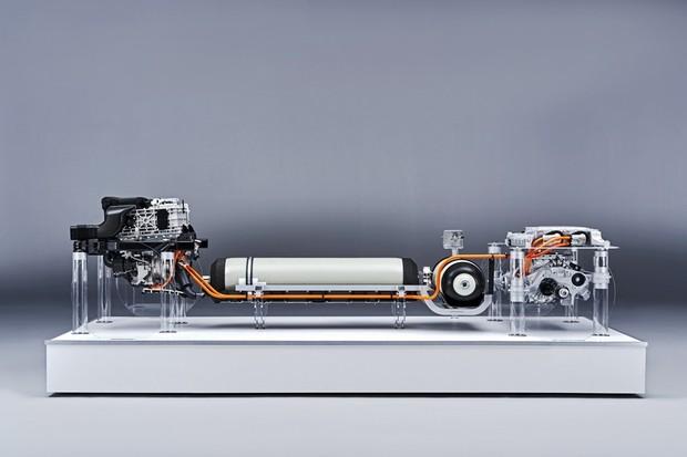 BMW i Hydrogen Next (Foto: Divulgação)