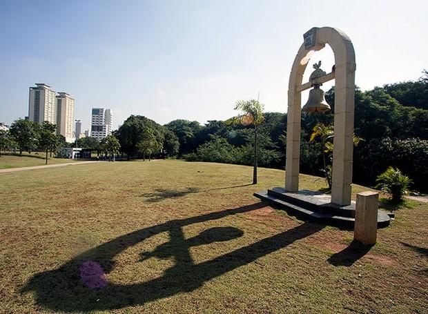 Projetado por Rosa Kliass, o Parque da Juventude foi construído em área que abrigava o Complexo Penitenciário do Carandiru (Foto: Divulgação/Governo do Estado de São Paulo)