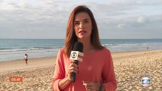 Mancha de óleo chega à região metropolitana do Recife
