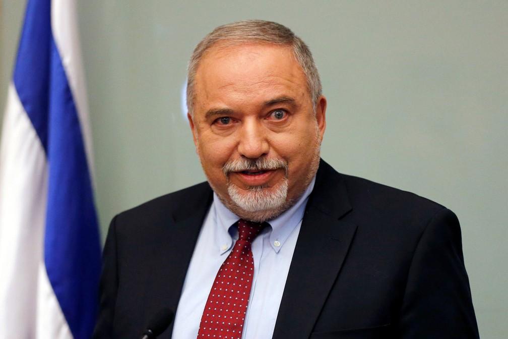 O apoio de Avigdor Lieberman pode ser o fator decisivo na eleição de Israel — Foto: Ammar Awad/ Reuters