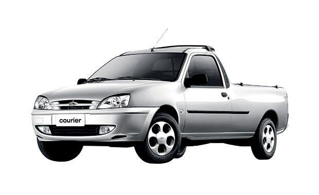 Ford Courier (Foto: Ford)