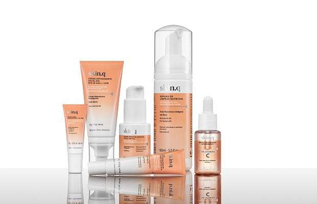 Linha de produtos Skin.q da quem disse, berenice? (Foto: Divulgação)
