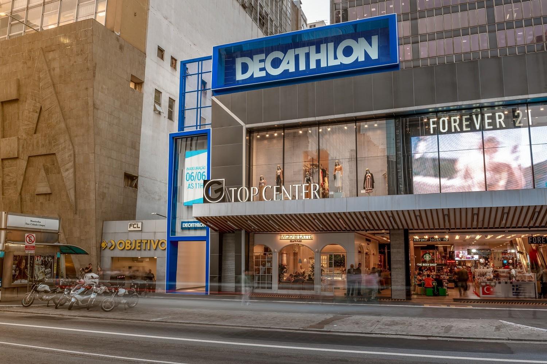 2b9e9c9b2f Decathlon inaugura loja na Avenida Paulista - Época NEGÓCIOS