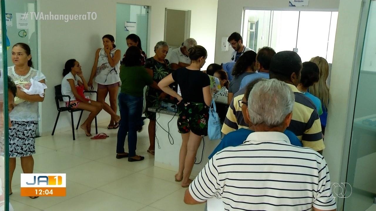 Pacientes se revoltam após exames de ultrassom serem cancelados em centro de saúde - Notícias - Plantão Diário