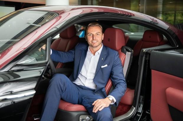 Martin Fritsches, da Rolls-Royce, fala mais sobre os planos da marca (Foto: Divulgação)