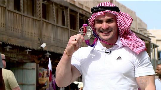 """Após prata no Mundial de Doha, Arthur Zanetti encara novo desafio: """"Próximo passo é casar"""""""