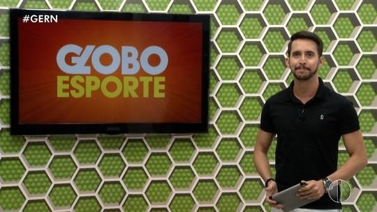 Confira a íntegra do Globo Esporte RN desta terça-feira, dia 23 de outubro