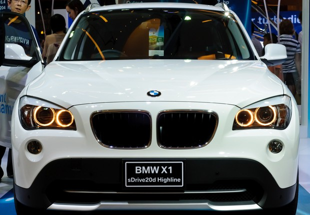 BMW X1: modelo foi o mais vendido entre os carros de luxo (Foto: Deposit Photos)