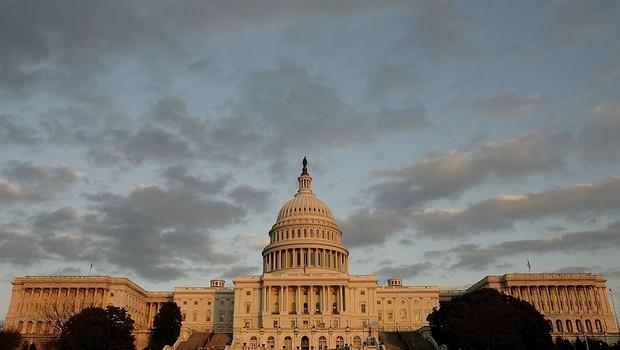 Capitólio, em Washington (Foto: Chip Somodevilla/Getty Images)