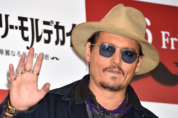 Johnny Depp (Foto: Getty Images)
