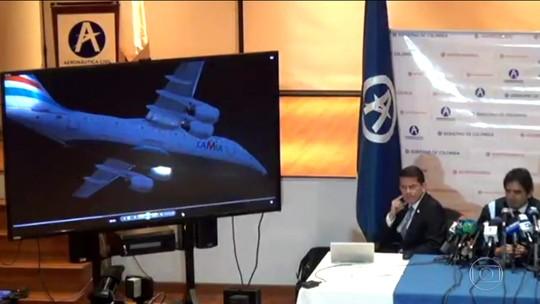 Relatório revela novos detalhes sobre tragédia com avião da Chapecoense