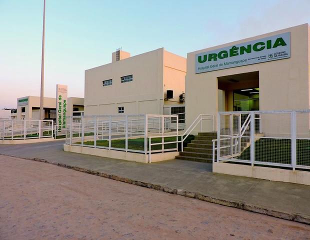 Caso aconteceu no Hospital Geral de Mamanguape (Foto: Reprodução Facebook)